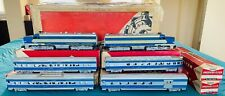 American Flyer 20475 Missouri Pacific Set PA's & 4 cars,  Very Nice