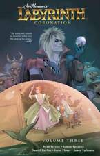 Labyrinth Coronation Volume 3 Hardcover GN Jim Henson David Bowie New HC NM