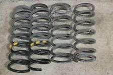 PORSCHE 911 993 FRONT & REAR 1995-98 COIL SPRINGS SUSPENSION OEM US SPECS