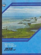 IA-58 Pucara Manual de Vuelo (IA-58 Flight Manual) (Falklands War 1982) REPRINT