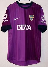 CABJ Boca Juniors Nike 2013 Riquelme Player Issue Third Soccer Jersey Very Rare