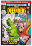 MARVEL FEATURE 3 (1972) 3rd app. THE DEFENDERS; Gil Kane Cover; FINE 6.0