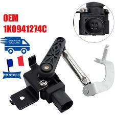 1K0941274C Capteur de niveau de phare xénon pour VW Leon Audi Skoda Golf 5 Yeti