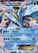 Kyurem EX 25/98 Ancient Origins Rare Holo ex Mint Pokemon Card