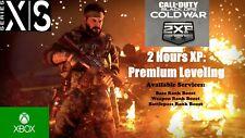 Call of Duty: Black Ops Guerra Fría. XBOX - 2 HR XP nivel impulsar + multijugador