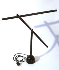 "Leuchte ""Mira"" Mario Arnaboldi desk light Halogen Lampe annees 80 Programmaluce"