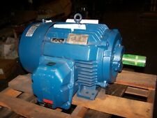 New Siemens 40 Hp Electric Ac Motor 460 Vac 1775 Rpm 326t Frame 3 Phase Rgzzed