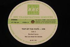 POWER STATION BRONSKI BEAT U2 DEPECHE MODE PAUL HARDCASTLE BBC DISC 1070 LP