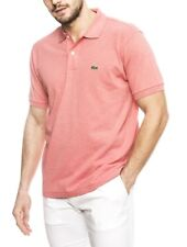 PINK PHQ LACOSTE T-SHIRT