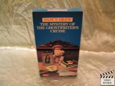 Nancy Drew - The Mystery of the Ghostwriters Cruise (VHS, 1994)
