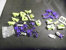 Transformers g1 Constructicon Parts lot