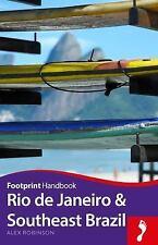 Rio de Janeiro & Minas Gerais (Footprint - Handbooks)