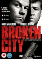 Broken City (DVD 2013) Russell Crowe