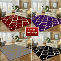 Area Rug For Living Room Soft Large Bedrooms Carpet Geometric Hallway Runner Mat