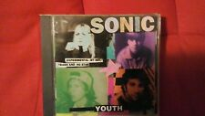 SONIC YOUTH - EXPERIMENTAL JET SET, TRASH AND NO STAR. CD