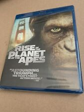 Rise of the Planet of the Apes Blu-Ray - new/sealed