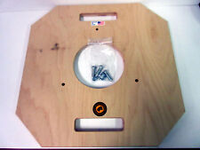 New Hi-Hat & Low Hat Mounting Board & Screws (Pre-Drilled Alan Gordon and Solid)