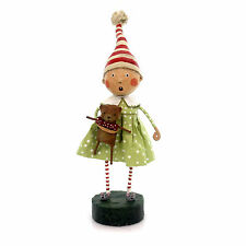 LORI MITCHELL ~ Discovering Santa ~ Christmas  Figurine ~ Free Shipping!