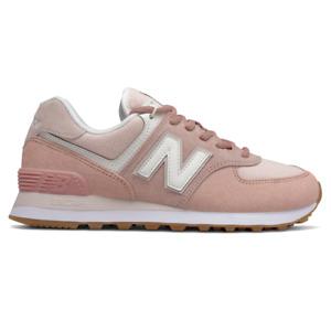 Las mejores ofertas en Zapatillas New Balance 574 Rosa para ...