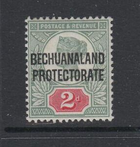 Bechuanaland Protectorate, Scott 71 (SG 62), MHR
