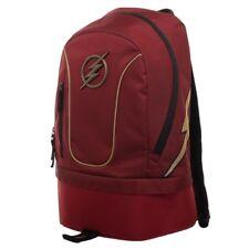 DC The Flash Built Backpack Apparel [Version 2]