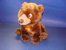 """Pre-Owned Small """"Koda"""" Authentic Disney Store Exclusive Stuffed Animal Plush"""