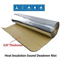 Car Insulation Soundproof Heat Insulation Material Keep Heat Down on Cab 65x39
