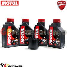 1 lt Olio Motore Motul 7100 10w40 4t 100 Sintetico-