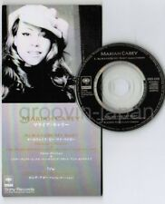 """MARIAH CAREY Always Be My Baby JAPAN 3"""" CD SINGLE SRDS8308 Unsnapped/Unfolded"""