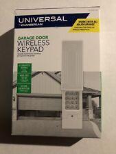 Chamberlain Universal Wireless Keypad Garage Door Opener!!