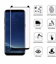 Case Friendly Tempered Glass Screen Protector Samsung Galaxy Note 8 N9 S9 / S8+