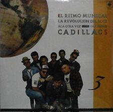 LOS FABULOSOS CADILLACS EL RITMO MUNDIAL SEALED LP VINYL NEW