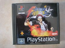 19628//THE KING OF FIGHTERS 95 POUR PSX ETAT RARE