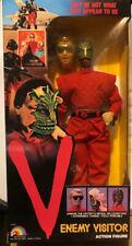 Vintage Toy V Enemy Visitor LJN Figure Doll 4500 1984 New Sealed - Mint Boxes!