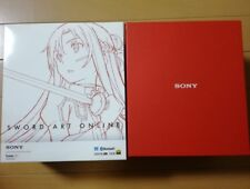 SONY MDR-100ABN SWORD ART ONLINE Asuna Wireless Noise Canceling Stereo Headset