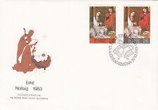 (19245) Ireland FDC Christmas 1983