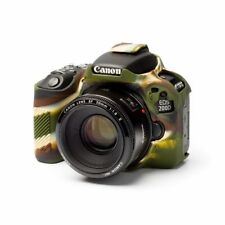 easyCover Armor Protective Skin for Canon SL2 / 200D - (Camouflage)