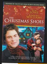 """"""" The Christmas Shoes """" - lightly Used DVD"""