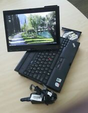 "ThinkPad X200 12.1"" Tablet Core Duo 1.86GHz 2GB RAM 80GB HDD  WIFI WEBCAM LINUX"