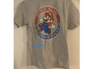 Super Mario Tee~ Gamer Approved~ Child's XL, Vintage Ship!