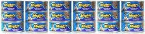 (18 Cans) Purina Mighty Dog Hearty Pulled Style chicken Dinner In Gravy 5.5 Oz