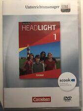 English G -Headlight 1 - Unterrichtsmanager (Handbuch, Lösungen, Workbook)