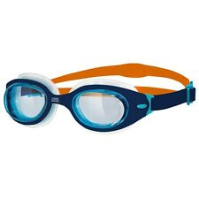Zoggs Sonic Air Junior Swimming Goggles 6-14 Years - Blue
