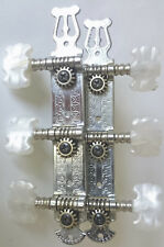 Vintage Guitar Tuners 1980s Classical Plate Set Regal National Kay Stella Teisco