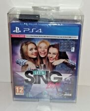 Let's Sing 2019 Microfono Ps4 Playstation 4 Deep Silver