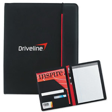 Driveline Padfolio with Elastic Closure