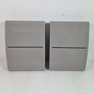 Yamaha NS-E100 Wall Mounted Speakers, Tested And Working