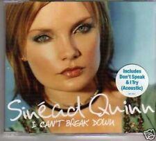 (436M) Sinead Quinn, I Can't Break Down - 2003 CD