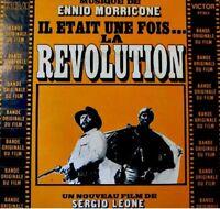 ENNIO MORRICONE il etait une fois la revolution SP VG++