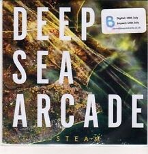 (DC447) Deep Sea Arcade, Steam - 2012 DJ CD